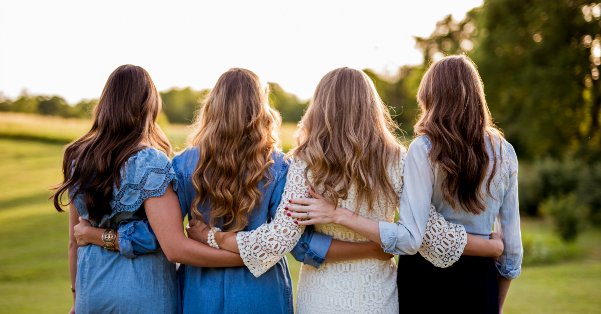 They Will Know Jesus by Our Love for One Another   alyssajhoward.com