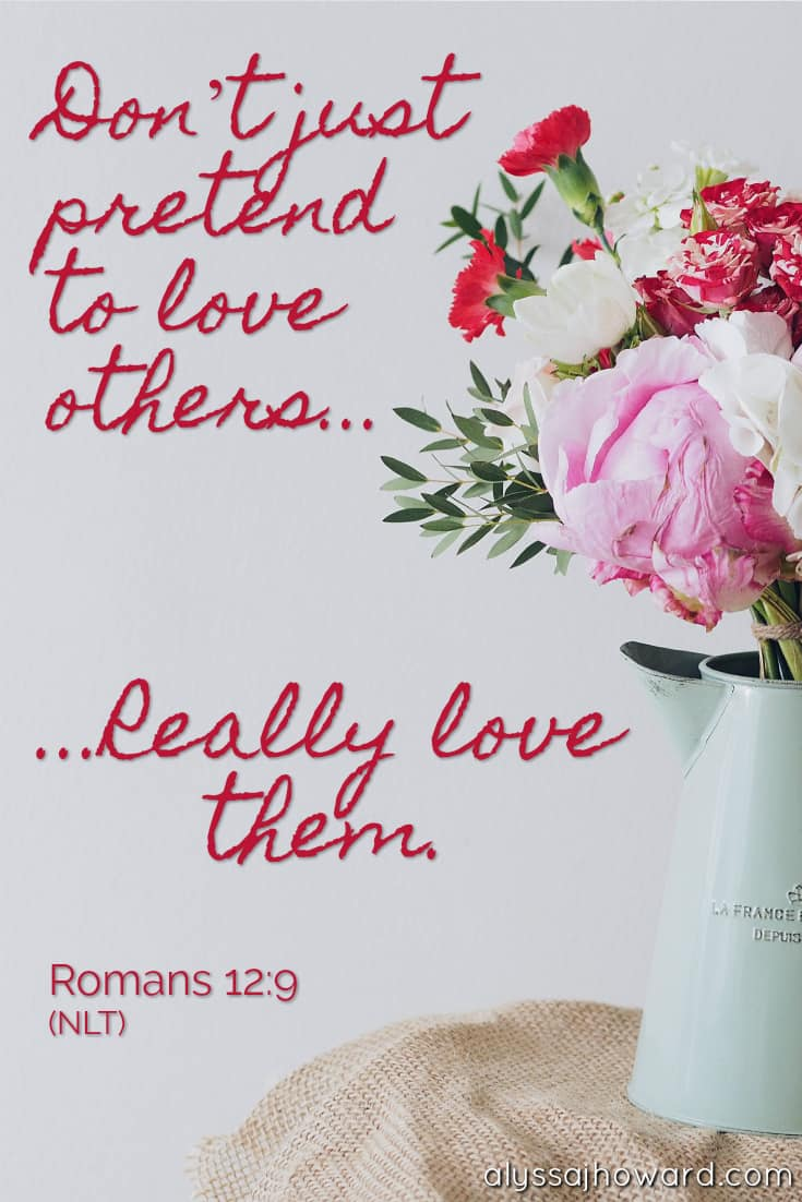 Love Defined: Four Things That Will Destroy Love | alyssajhoward.com