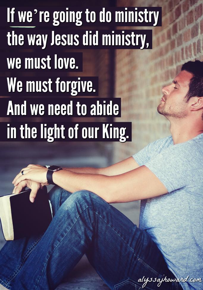 Is It Okay to Spread an Attractive Gospel?   alyssajhoward.com