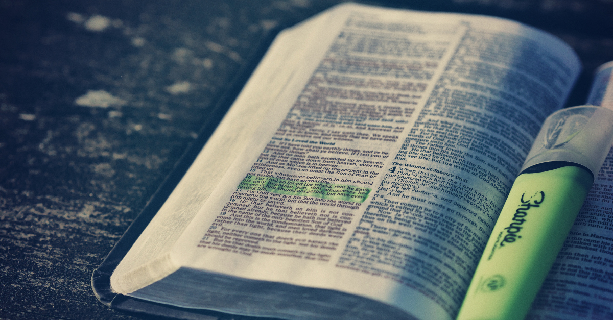 Be Prepared: Why You Should Know God's Word Well | alyssajhoward.com