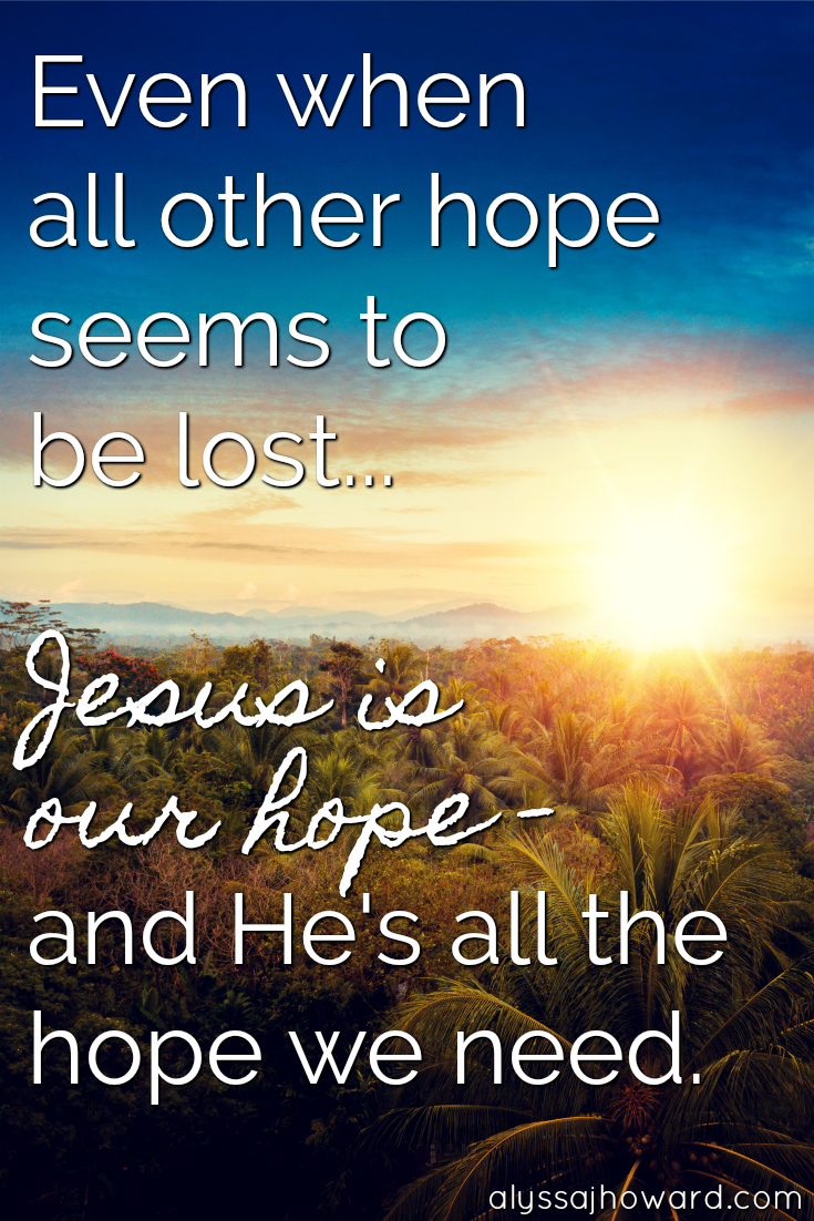 Positive Thinking Was God's Design   alyssajhoward.com