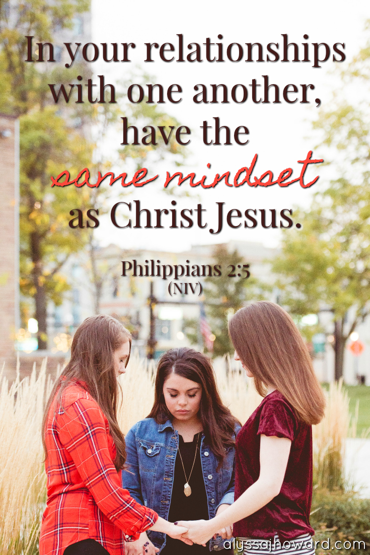 The Mind of Christ: United in Thought and Purpose   alyssajhoward.com