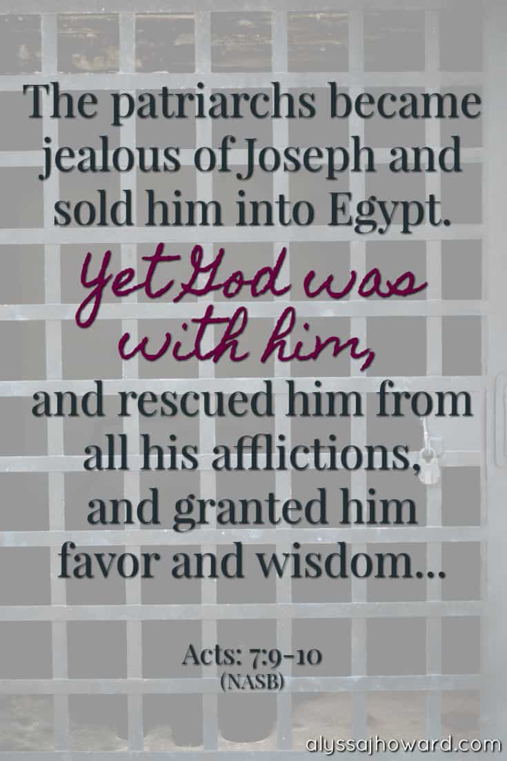 4 Powerful Lessons to be Learned from the Life of Joseph   alyssajhoward.com