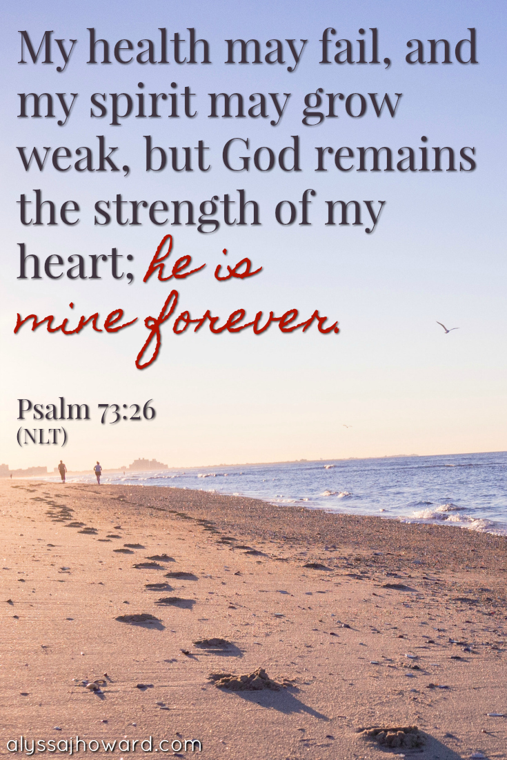 The Love of God: You Are No Longer Alone   alyssajhoward.com
